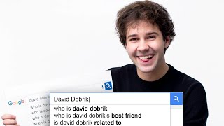 David Dobrik Answers the Web's Most Searched Questions | WIRED width=