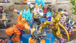 getlinkyoutube.com-ゴールデンフリーザのフィギュアを開封!ドラゴンボール 造形天下一武道会5 DRAGONBALL SUPER