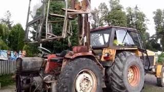 getlinkyoutube.com-Obowiązki młodego rolnika #58 - Generalny remont ursusa c360 Część 1