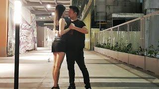 UrbanKiz w/ Joe and Yna at Circuit Mall; JB's Sorry width=