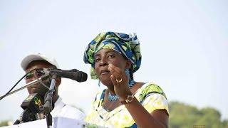 Remercier cette jeunesse malienne consceinte qui a pris l'initiative de l'accueil du premier ministr