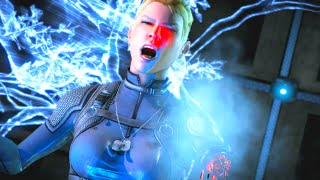 getlinkyoutube.com-Mortal Kombat X Predator Certain Death Fatality on All Characters