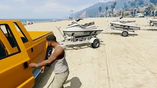 getlinkyoutube.com-Jetski Trailer v1.2 - GTA V