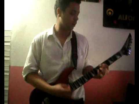 Juan Miranda Guitarra Improvisando con guitarra parte1