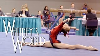 getlinkyoutube.com-Whitney | Level 7 Gymnastics Regional Championship