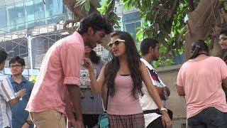getlinkyoutube.com-PROPOSING GIRLS Prank - Funk You (Prank in India)