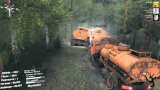 "getlinkyoutube.com-SpinTires - карта ""Сельхоз"" грёбаный мост."