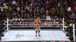 The Shield set their sights on John Cena: Raw, Jan. 28, 2013