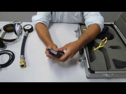 Yamatec  Vídeo Manual -  Geofone Eletrônico TEC 2113