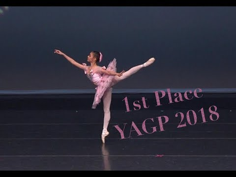 1st Place YAGP 2018 NYC Finals - Rebecca Alexandria