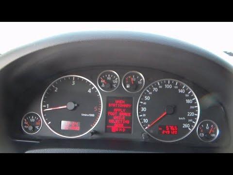 Видео отчет:Audi A 6 2.5tdi замена грм и термостата.