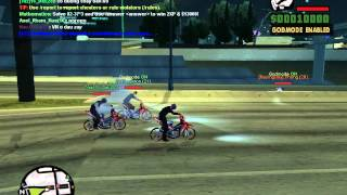 getlinkyoutube.com-Gala đầu năm của anh em Biker Việt Nam Gta San Clip 1