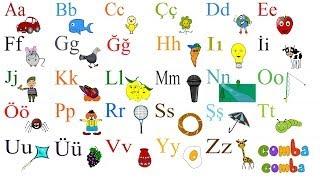 getlinkyoutube.com-Çocuklar için Türkçe Alfabe - Turkish Alphabet for Children