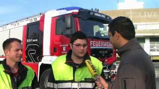 getlinkyoutube.com-neues Feuerwehrauto der FFW Lochau Teil 1