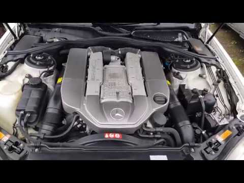 Двигатель+ АКПП на Mercedes W220 AMG kompressor