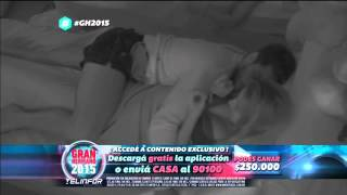 getlinkyoutube.com-Francisco con Romina y Eloy con Mariana calientes Gran Hermano 2015