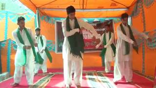 Latest Tablo AL BARR GROUP OF SCHOOL Jazba Janoon (Official Video)