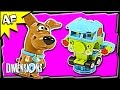 Lego Dimensions SCOOBY-DOO Team Pack 3-in-1 Build Review 71206