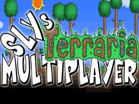 Terraria Multiplayer Ep.1 Ft SlyFox and Pbat