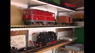 getlinkyoutube.com-Mark Found - The Garden Railway - Prog.11  - Models.mp4