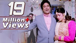 'Tum Sajna Ke Ghar Jaogi' Full Video 4K Song | Juhi Chawla, Govinda | Wedding Song - Swarg width=