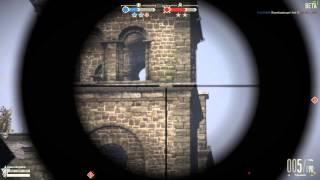 getlinkyoutube.com-Heroes & Generals аналитика за снайпера.