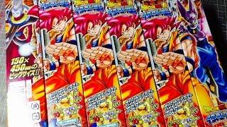 getlinkyoutube.com-ドラゴンボール超 イラストガム 「狙いはシークレットレアポスター!」
