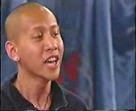 "Mikey Bustos ""Hello"" Audition"