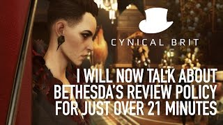 getlinkyoutube.com-I will now talk about Bethesda's review policy for just over 21 minutes