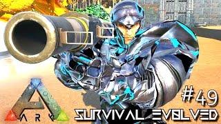 getlinkyoutube.com-ARK: SURVIVAL EVOLVED - NEW MANTICORE ARMOR & ARENA BATTLE !!! E48 (MODDED ARK CENTER GAMEPLAY)