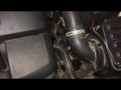 Замена трансмиссионного масла в механической коробке передач 0AF 5 Skoda Octavia A5 FL