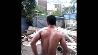 Fitnes ala kuli bangunan