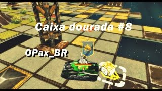 getlinkyoutube.com-Caixa dourada #8 - OPax_BR (Tanki Online Brasil)