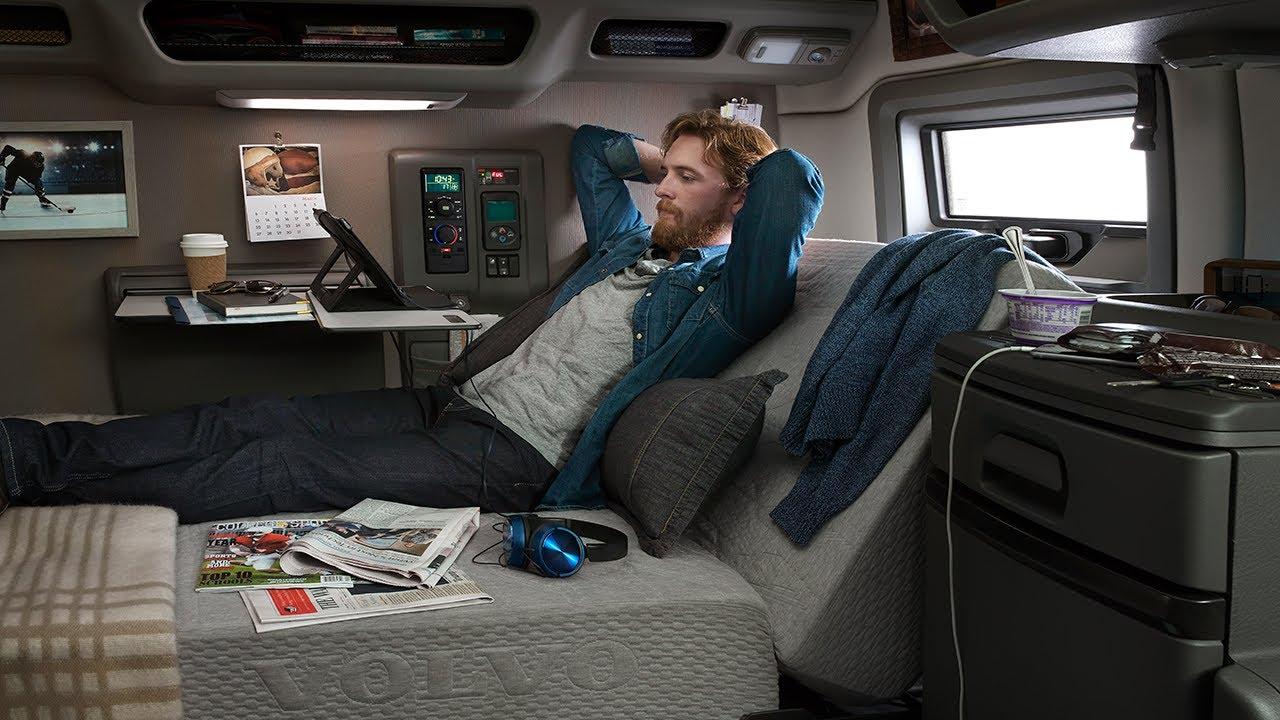 Volvo Vnl Interior Design Volvo Trucks Usa