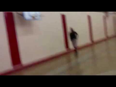 Black kid failed dunk