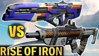 getlinkyoutube.com-Destiny: Waltz vs Clever Dragon | What Pulse Rifle is Best!