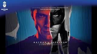 OFFICIAL - Their War Here - Batman v Superman Soundtrack -  Hans Zimmer & Junkie XL