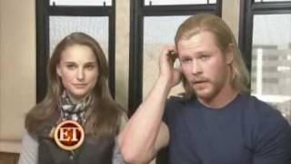 getlinkyoutube.com-Thor Movie - Behind The Scenes
