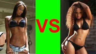 Black Girls, Black Women vs African Girls, African Women