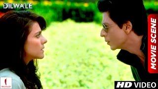 getlinkyoutube.com-Kaali & Meera's Eternal Love   Dilwale Scenes   Shah Rukh Khan, Kajol   A Rohit Shetty Film
