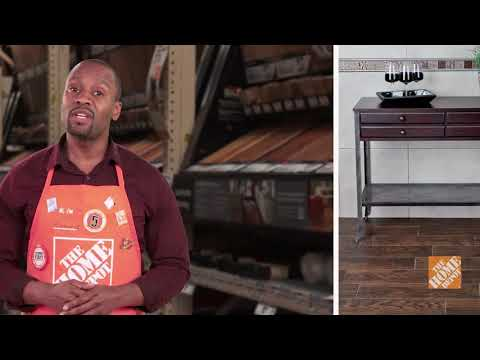 A video on types of laminate flooring.