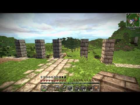 Minecraft: Stavitel civilizace #9