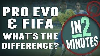 getlinkyoutube.com-PES 2016 vs. FIFA 16 - In 2 Minutes