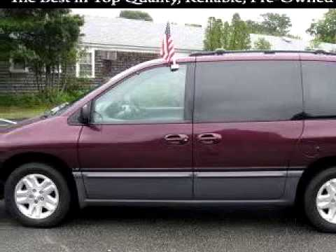 1998 Dodge Caravan Problems Online Manuals And Repair