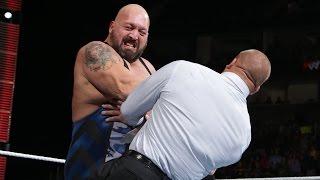 getlinkyoutube.com-Big Show knocks out Triple H