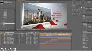 getlinkyoutube.com-Adobe After Effects Template BlueFX Wedding 2 Demo