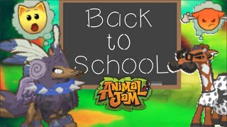 getlinkyoutube.com-TOP 10 THINGS WE ALL HATE ABOUT SCHOOL ANIMAL JAM EDITION! || Special Back To School Video ||