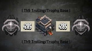 getlinkyoutube.com-I Th9 Trolling/Trophy Base I Masters League I + Replays I
