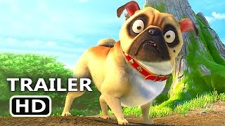 The Nut Job 2 Official NEW Trailer (2017) Will Arnett Animated Movie