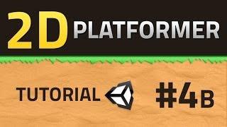 getlinkyoutube.com-4B. How to make a 2D Platformer - Tiling - Unity Tutorial